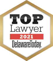 Delaware Today Top Lawyer 2021